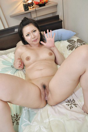 japanese girls nude with creampied pussy